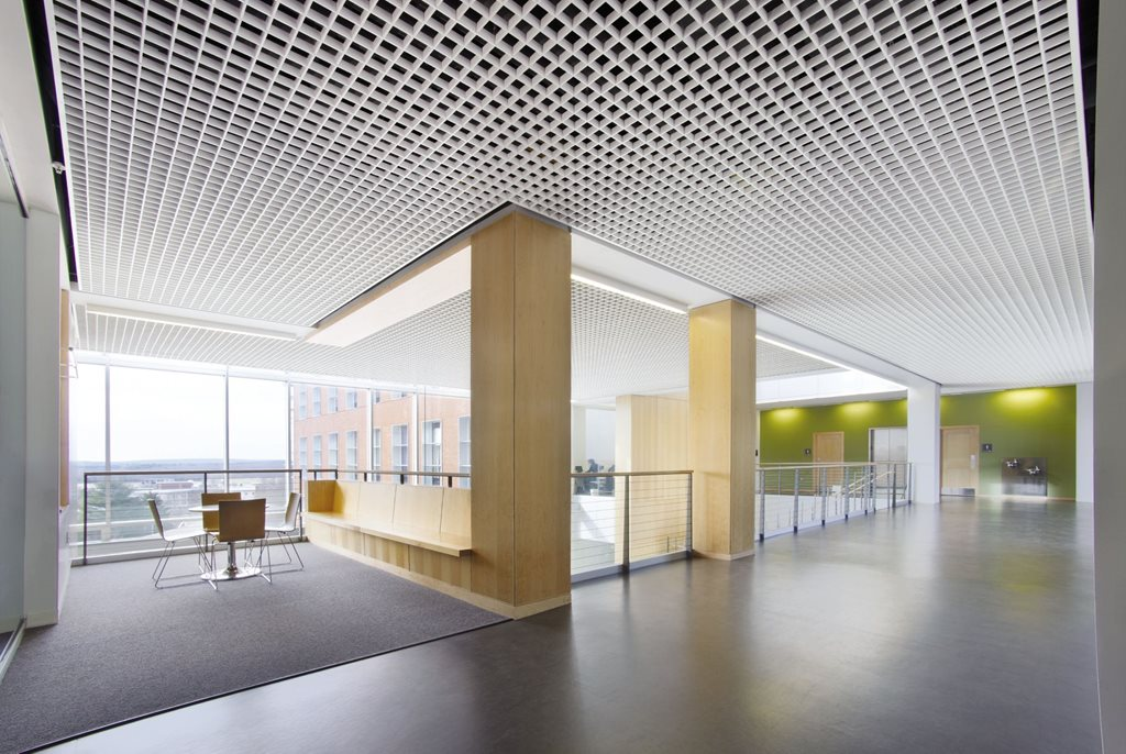 Metal Ceiling Ashpra Interiors