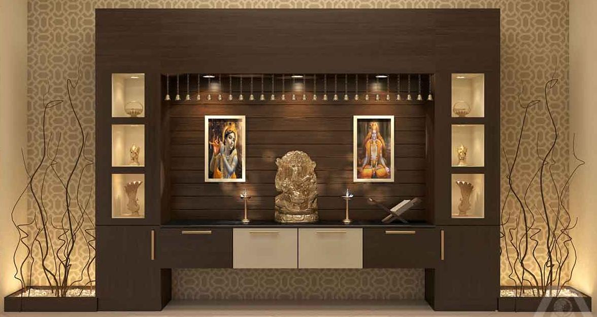 Pooja Unit Ashpra Interiors